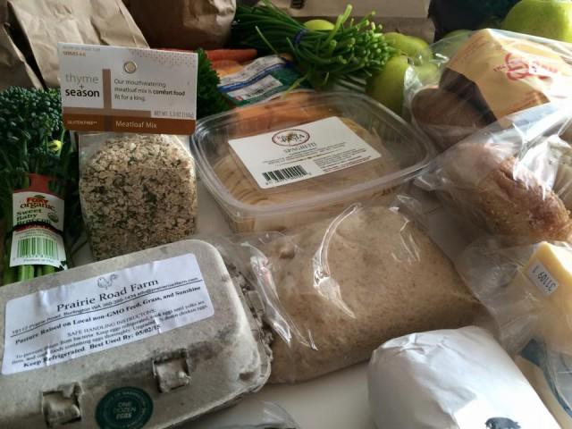 Acme Farms + Kitchen pasta