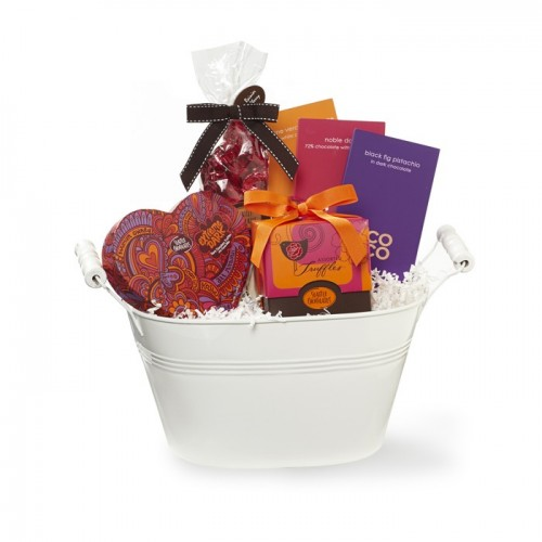 seattle chocolates mother's day basket