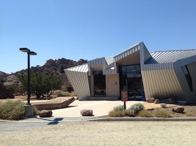 Vasquez Rocks - Interpretive Center - Yelp - Brad C