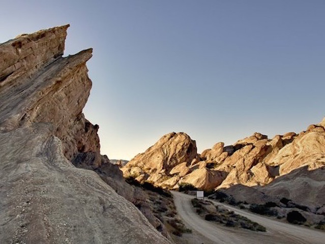 Vasquez Rocks Sun - Yelp -Pure G
