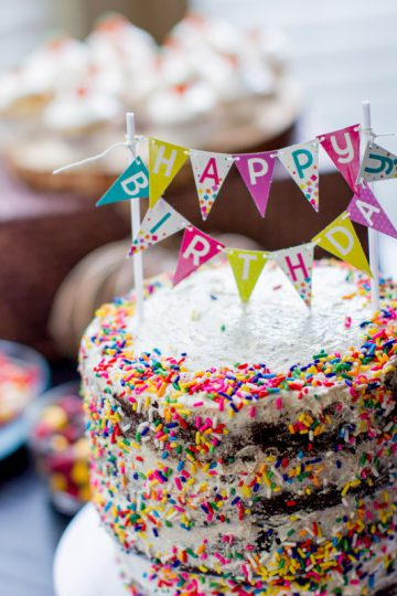 20 Healthy First Birthday Cakes And Smash Cakes
