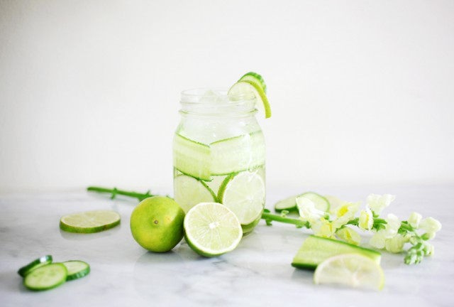 Cucumber Lime Drink
