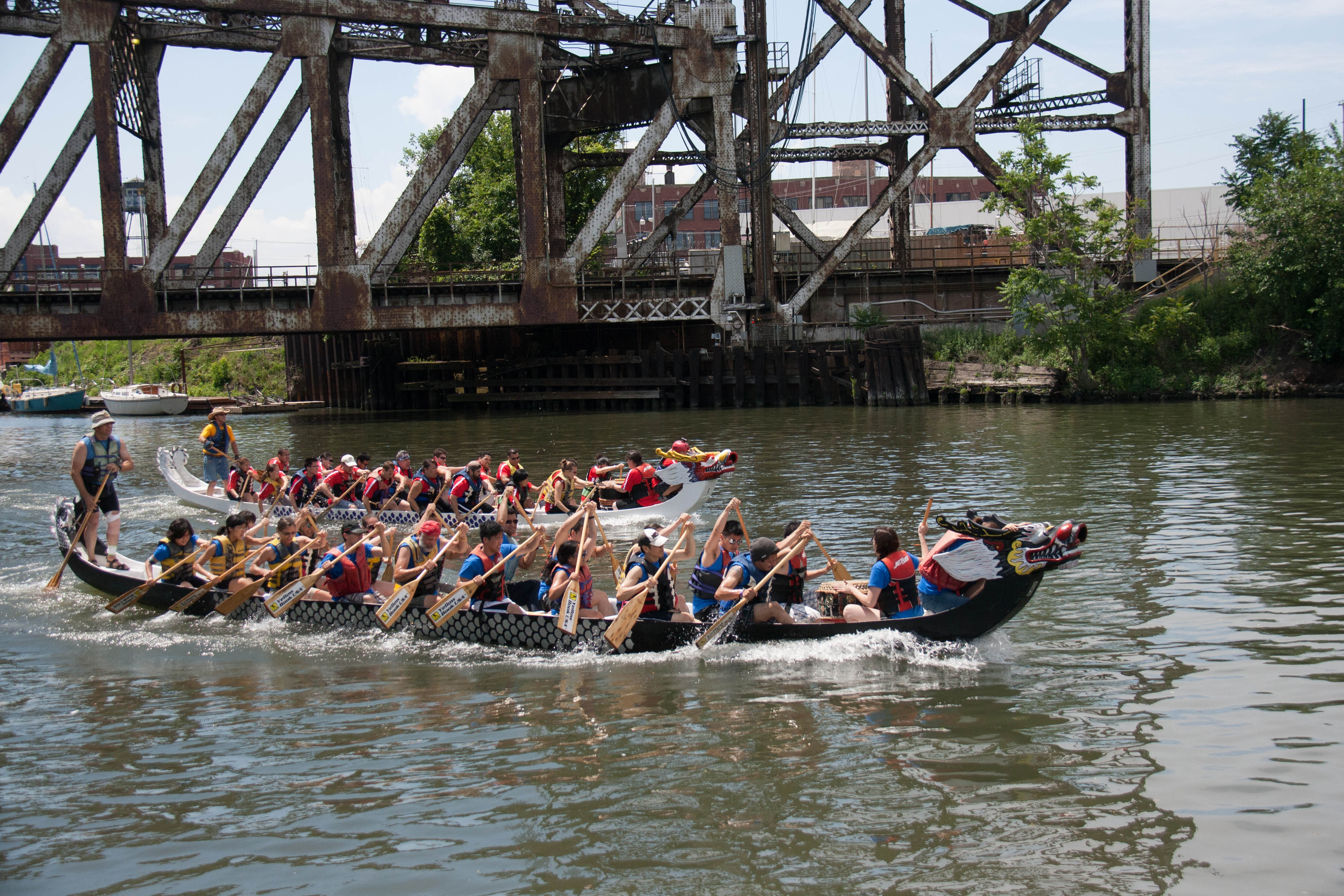 15th Dragon Boat Race for Literacy