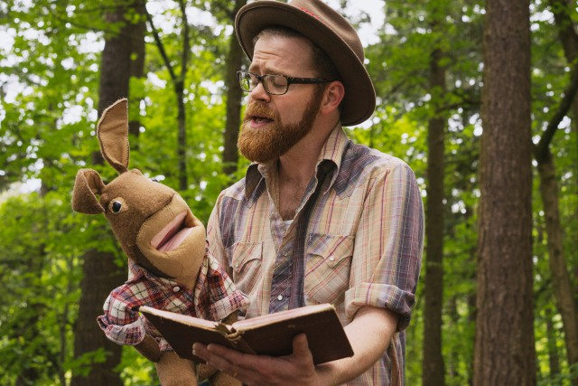 Red Yarn's 'Deep Woods Revival' Record Release Shows