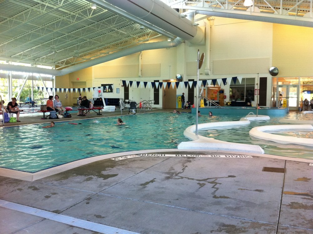 East Portland Community Center pool