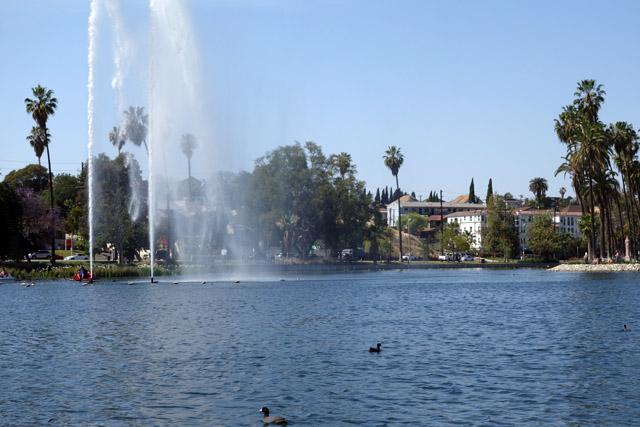 parque del lago echo