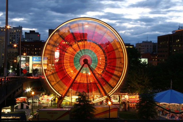 Ferris Wheel - Jeff Muceus