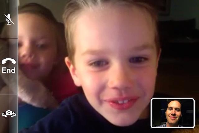 Facetime kids