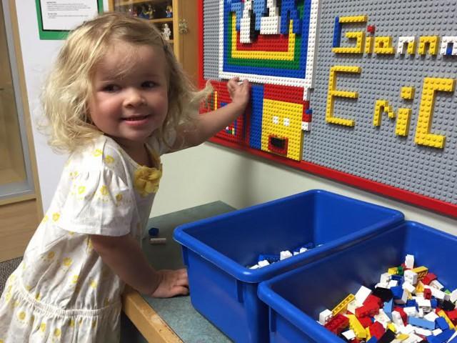 girl legos toy museum