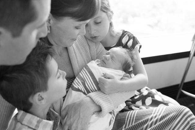Rebecca V hospital photography
