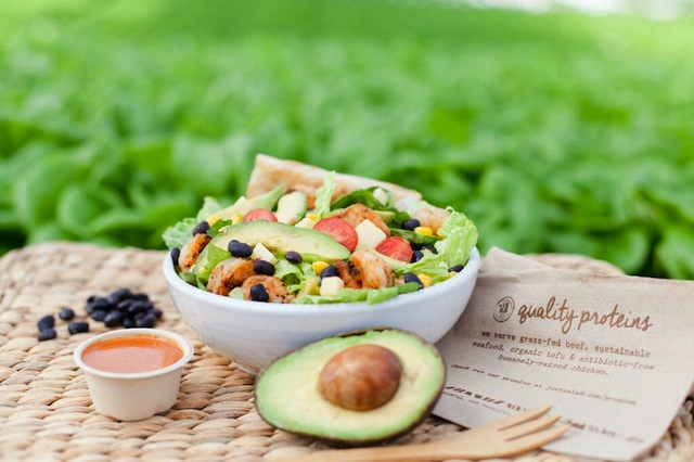 Just Salad, Jamie Lefkowitz Photography