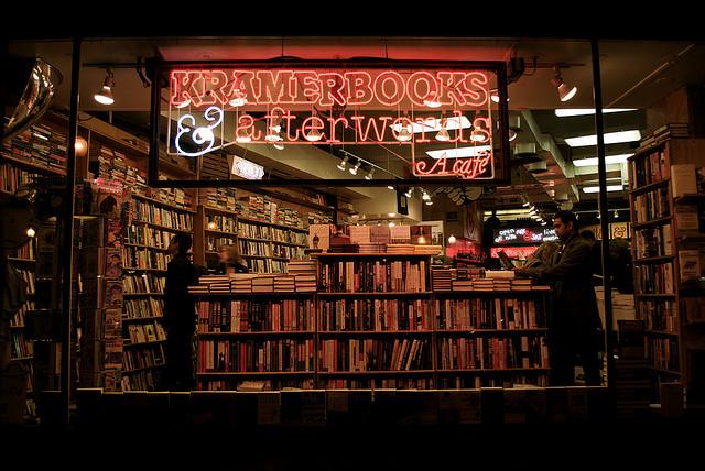 kramerbooks-cc-Chris Staley-flickr