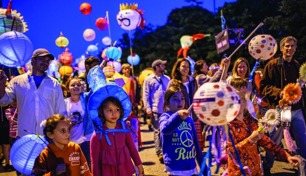 Decatur Lantern Parade