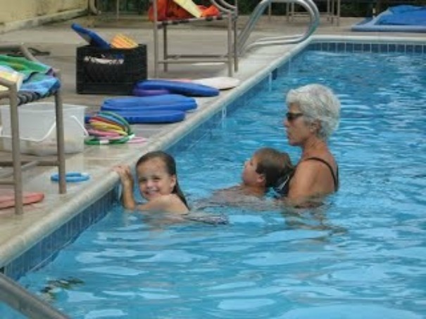 Clases de natación en Lomas Santa Fe Country Club