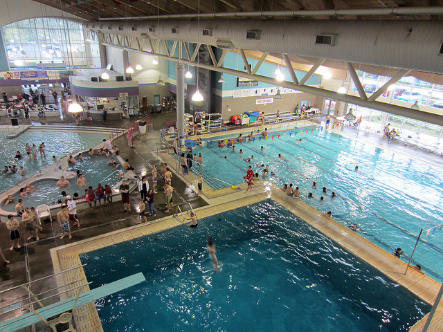North Clackamas Aquatic Center
