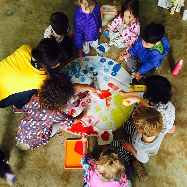 Summer Art Classes at Little Artistas