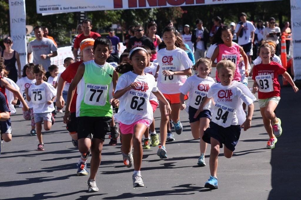 Kids Cup in San Jose Double Race