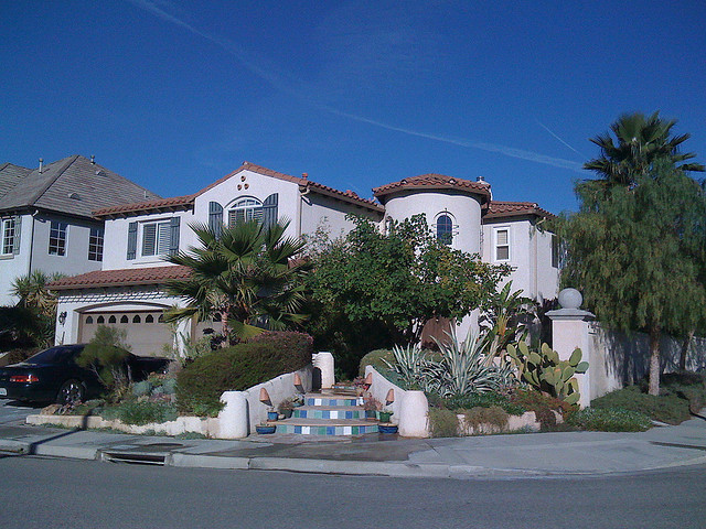 Stevenson Ranch house