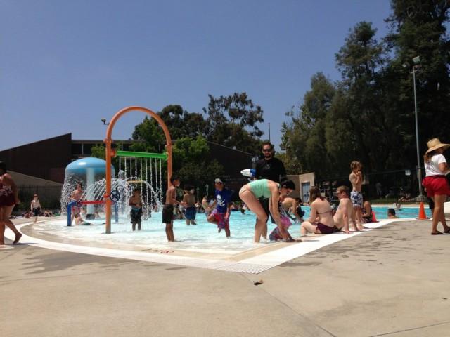 Stoner Park Pool via Dominique M on Yelp