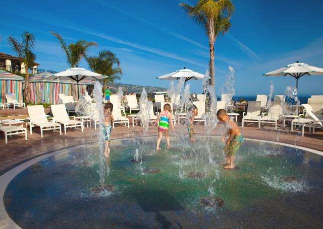 Terranea Resort - Kids Splash Zone