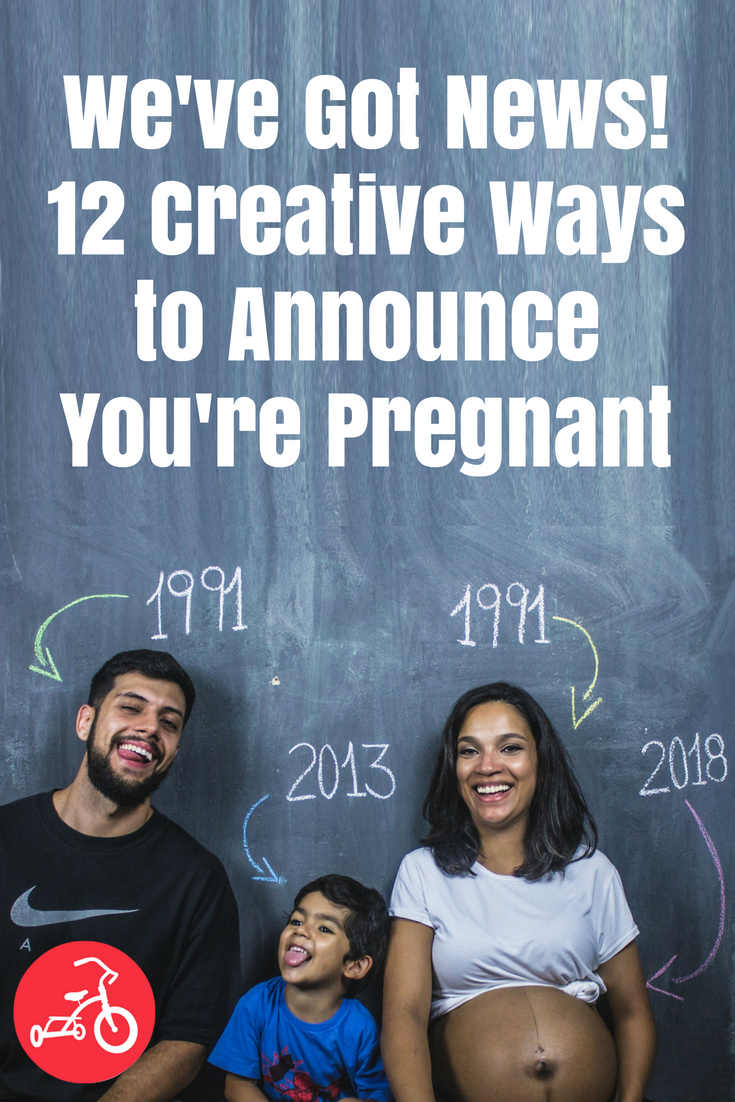 We've Got News! 12 Creative Ways to Announce You're Pregnant