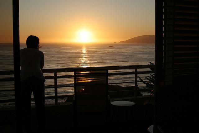 Cliffs-Resort-Sunset-Room-View