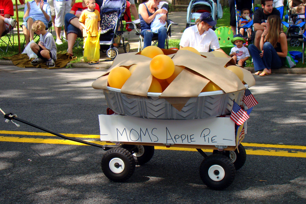 11 Clever Easy Kiddie Parade Decor Ideas