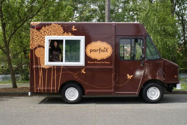parfait ice cream truck