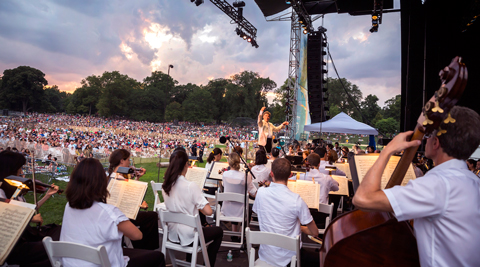 nyphil.org  ny philharmonic free concert in the park