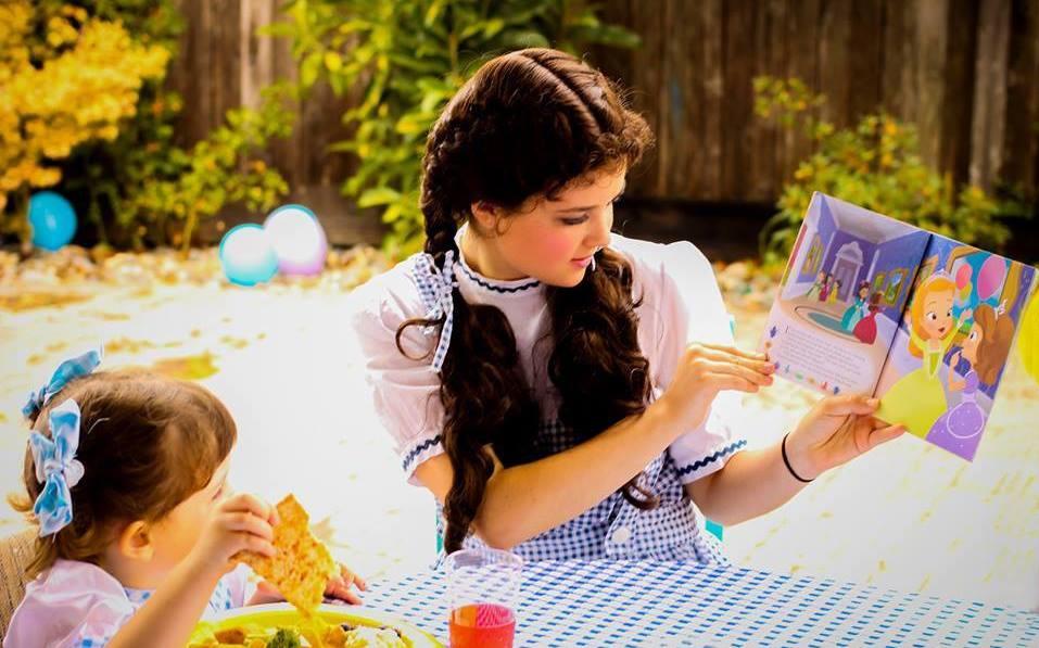 Photo Credit: Amazing Fairytale Parties website