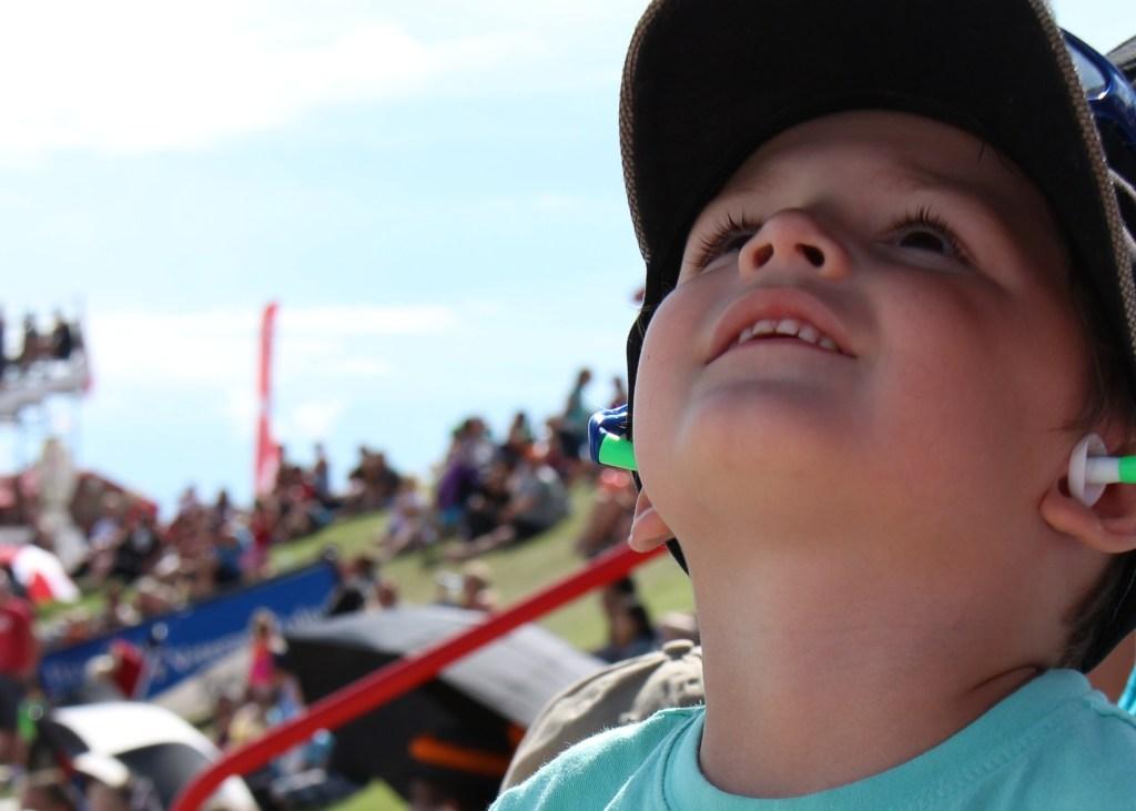 Airshow kid