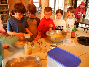 Cornbread from the Ground Up: A Family Workshop