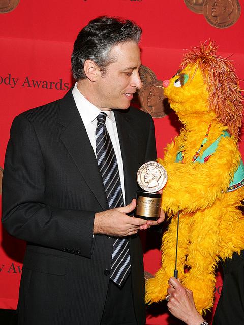 Jon Stewart Peabody awards