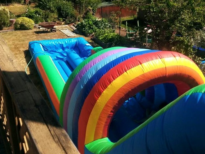 Astro Jump Seattle bouncy house