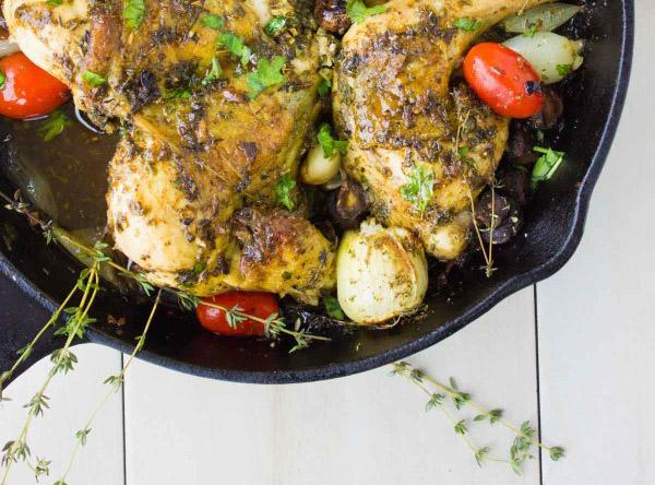 Easiest-Garlic-Herb-Roast-Chicken-6-e1434591505928