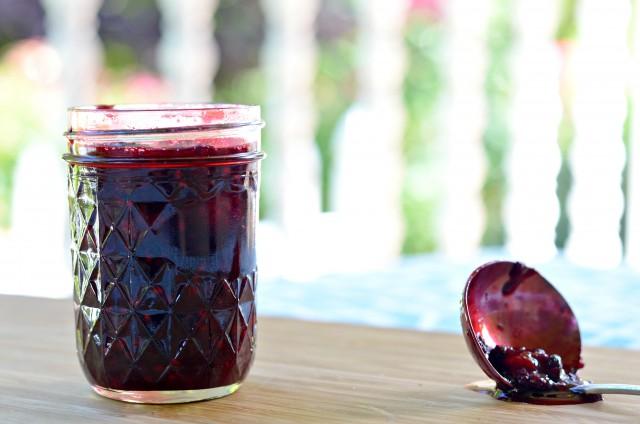 Easy Homemade Blackberry Sauce_Real Housemoms