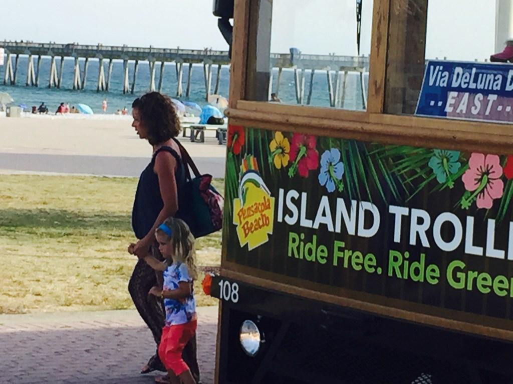 Pensacola Trolley