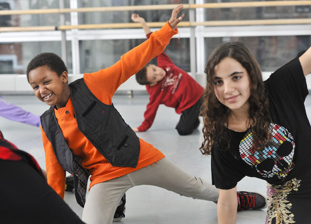 Hip-Hop 4 Kids. Photo by Joe Epstein