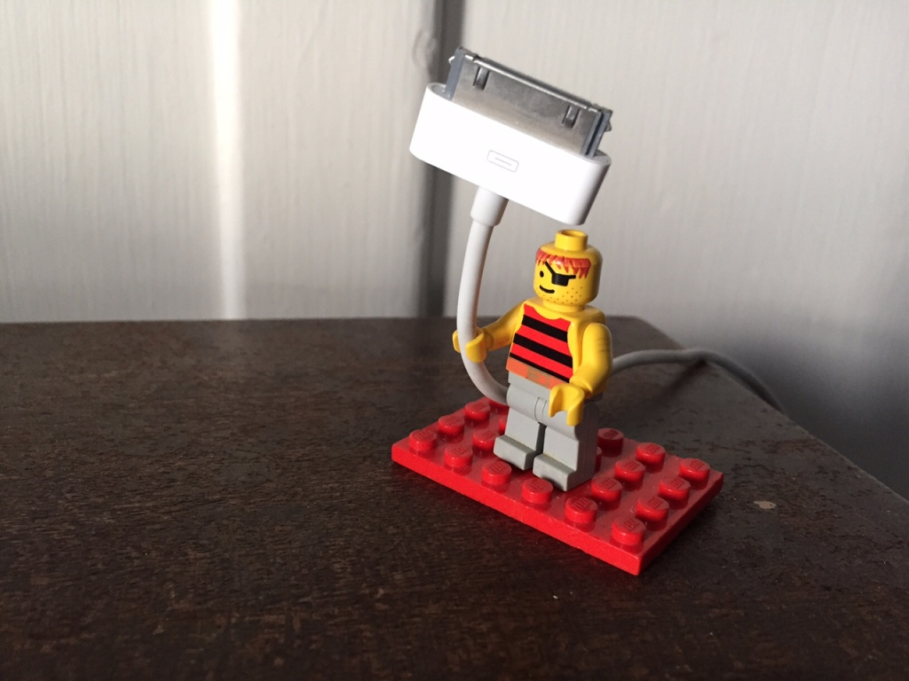 lego charger hack