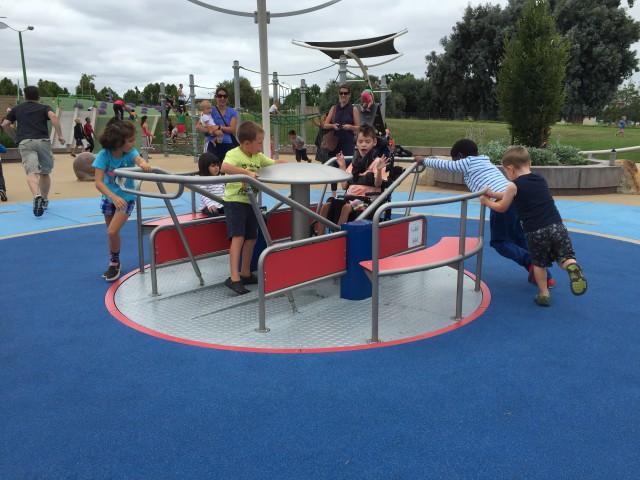 Rotary PlayGarden San Jose