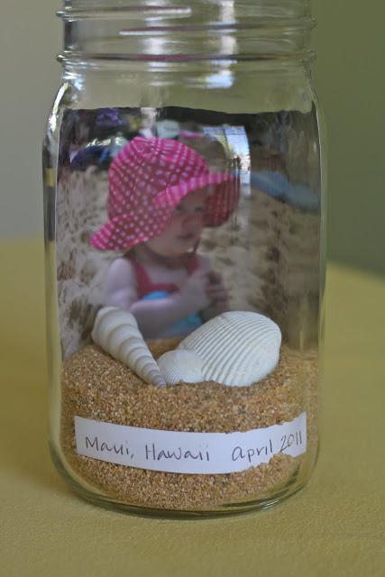 Memory-sand-jar