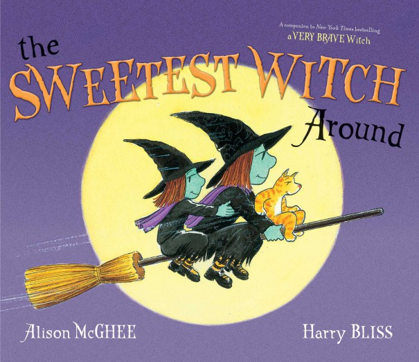 sweetest witch high rez