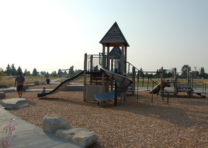 westcrest.girl.slide.playground