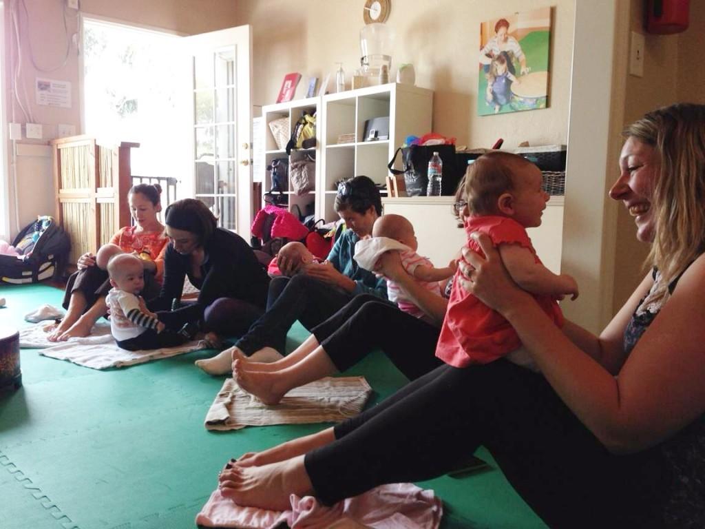 baby music class
