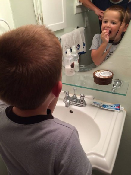 blake wiggling tooth