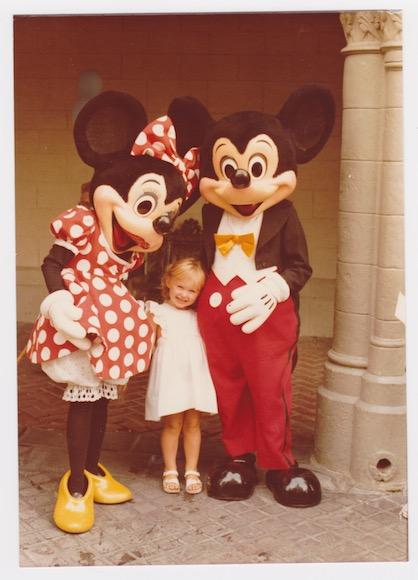 Jess with Mickey and Minnie-2