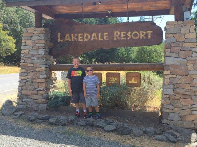 Lakedale Resort San Juan Island 014