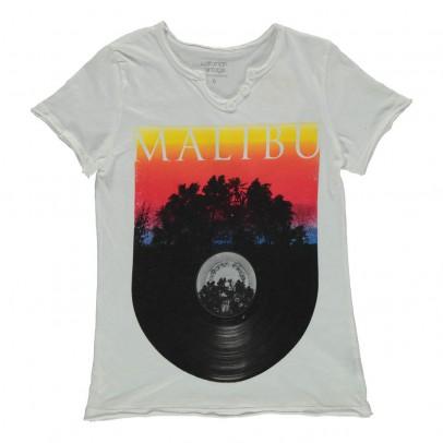 malibu-tshirt-white - californian vintage