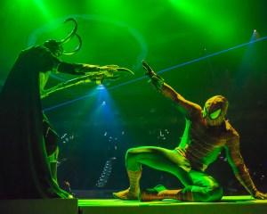 Marvel Universe Live Spiderman