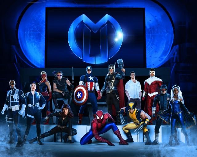Marvel Universe Live Group